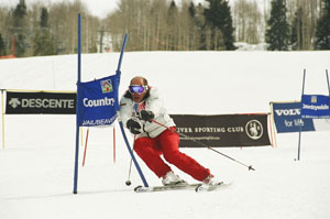 Five-time overall World Cup champion Marc Girardelli will be on hand for the Korbel American Ski Classic legend's race.
