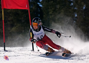 Ski and Snowboard Club Vail's J5 racers take it to Powderhorn