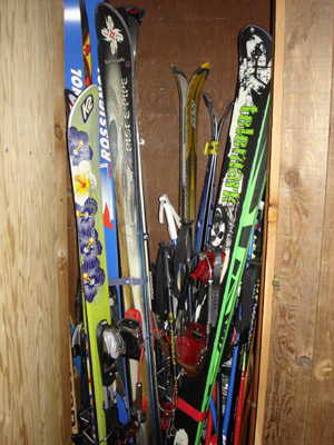Why this is my favorite time of the year, Part II: The ski swap