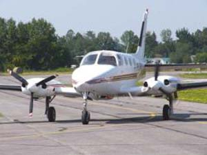 Plane makes emergency landing in Eagle