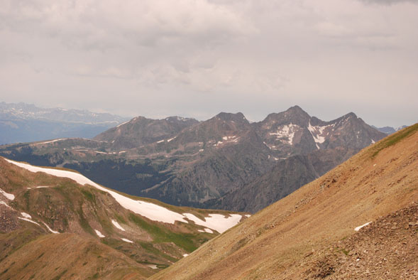 Photos of Colorado's Mount Yale (Mt. Yale) near Buena Vista