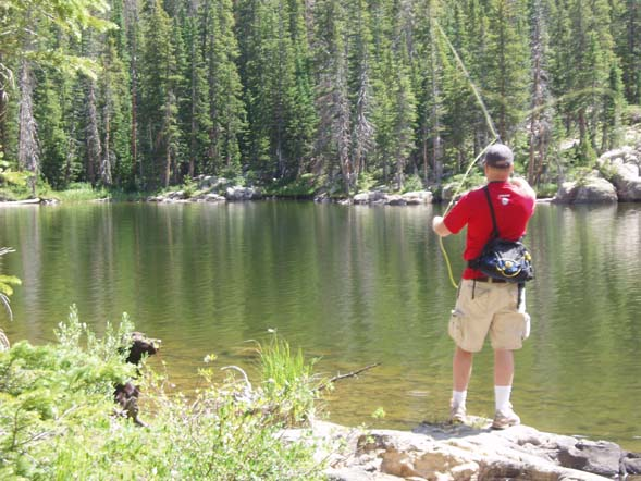 Archives real vail boyd 39 s blog lost and not lost at for Vail lake fishing