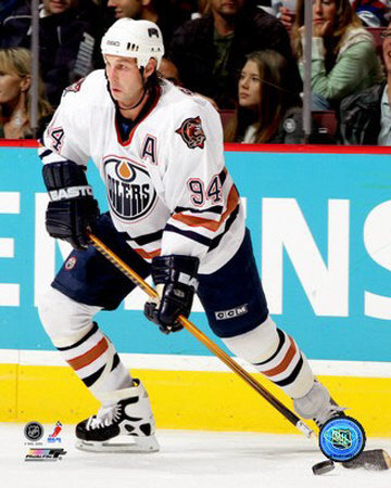 Av's Ryan Smyth a Vail, Beaver Creek fan