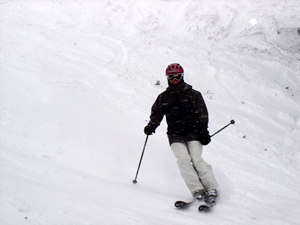 Vail pounded by 30 inches in a 36 hour period allowing Vail to open chairs 2, 3, and 4 on Saturday