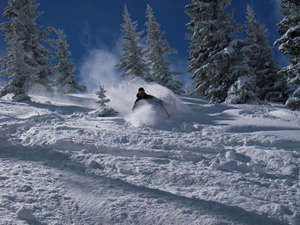 Another great month of snow for the Vail Valley