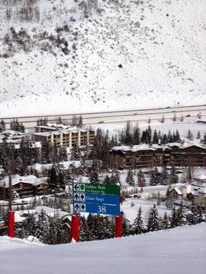 Cold air will be the norm in Vail this week