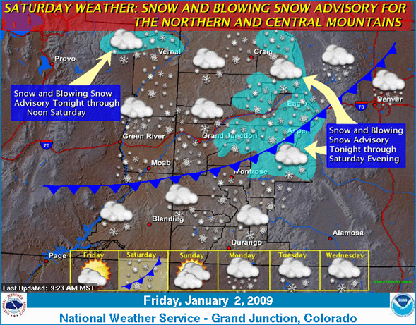 New Year's Day snow a bust for Vail but looks promising this weekend
