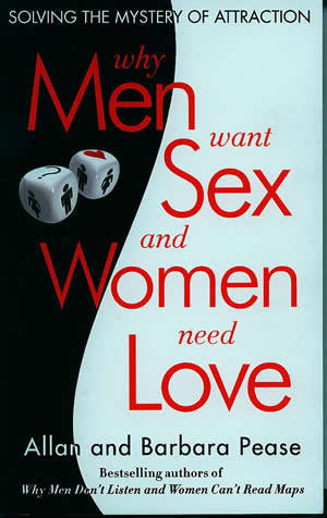 Book Review: Why Men Want Sex and Women Need Love