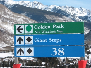 The 38th U.S. president Gerald R. Ford, who died last winter, will be forever remembered on Vail Mountain by the ski run
