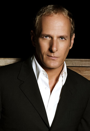 Multiple Grammy Award-winner Michael Bolton.