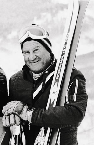 The late Bill 'Sarge' Brown, who died Sept. 14 at the age of 85. Brown was one of Vail's pioneers and a legend in the ski industry.