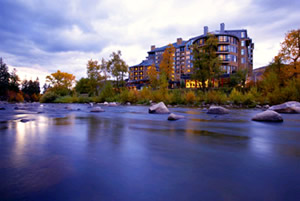 Along the banks of the Eagle River in Avon, the Westin Riverfront Resort & Spa is offering a slew of deals to coincide with the Teva Games June 4-7.