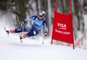 Daron Rahlves, the most successful speed-event skier in U.S. racing history, still competes on the skier-cross circuit and is now an American Ski Classic rookie.