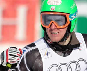 Ted Ligety, bronze medalist in GS at the World Championships earlier this month, claimed a World Cup giant slalom win on Saturday in Slovenia.